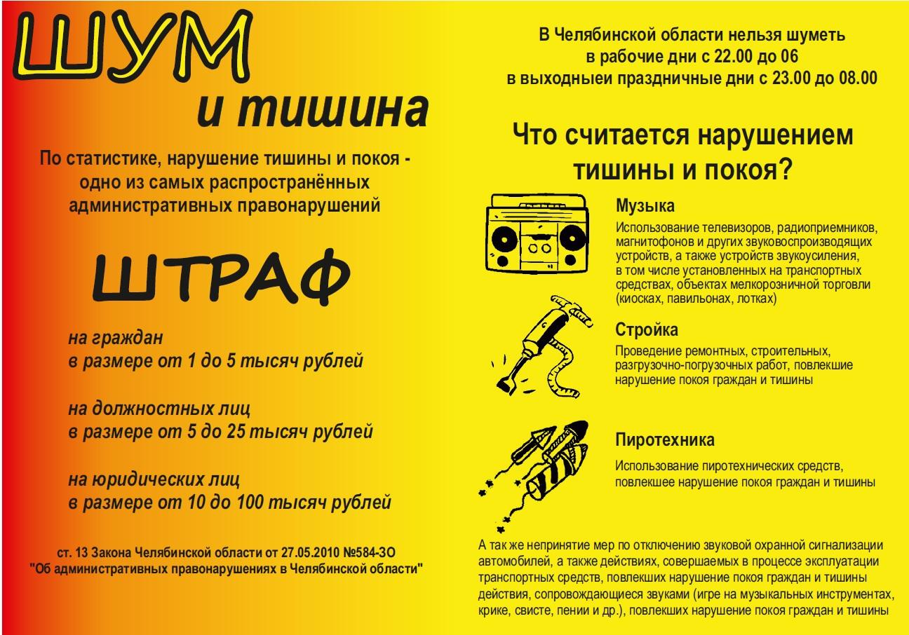 До скольки можно шуметь в квартире по закону РФ в 2018
