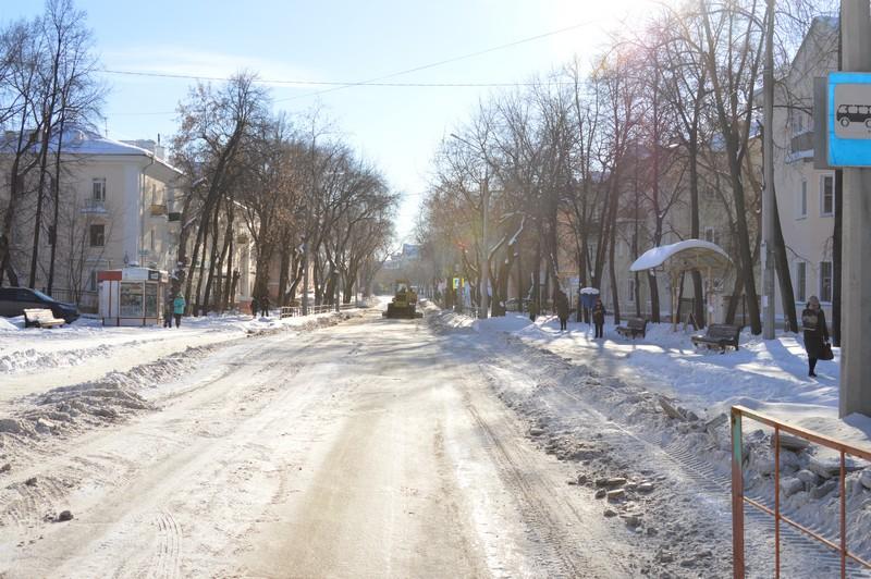 Уборка территории от снега механизированная цена