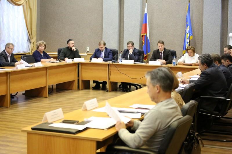 Состоялась последняя в этом году сессия Собрания депутатов