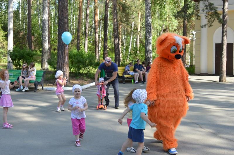 Главный праздник страны: как отметили День России в Озерске